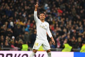 Real Madrid make light of absentees to go top but Atletico beaten