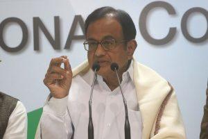 'Identify, arrest perpetrators of JNU violence within 24 hours': Chidambaram