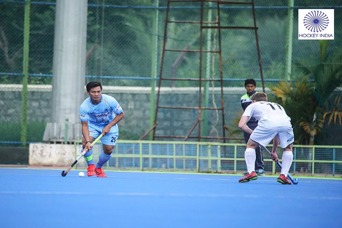 Chinglensana Singh Kangujam, FIH Men's World Cup, FIH Hockey Pro League