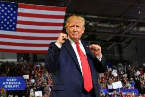 'Should go very quickly': Donald Trump on Senate impeachment trial