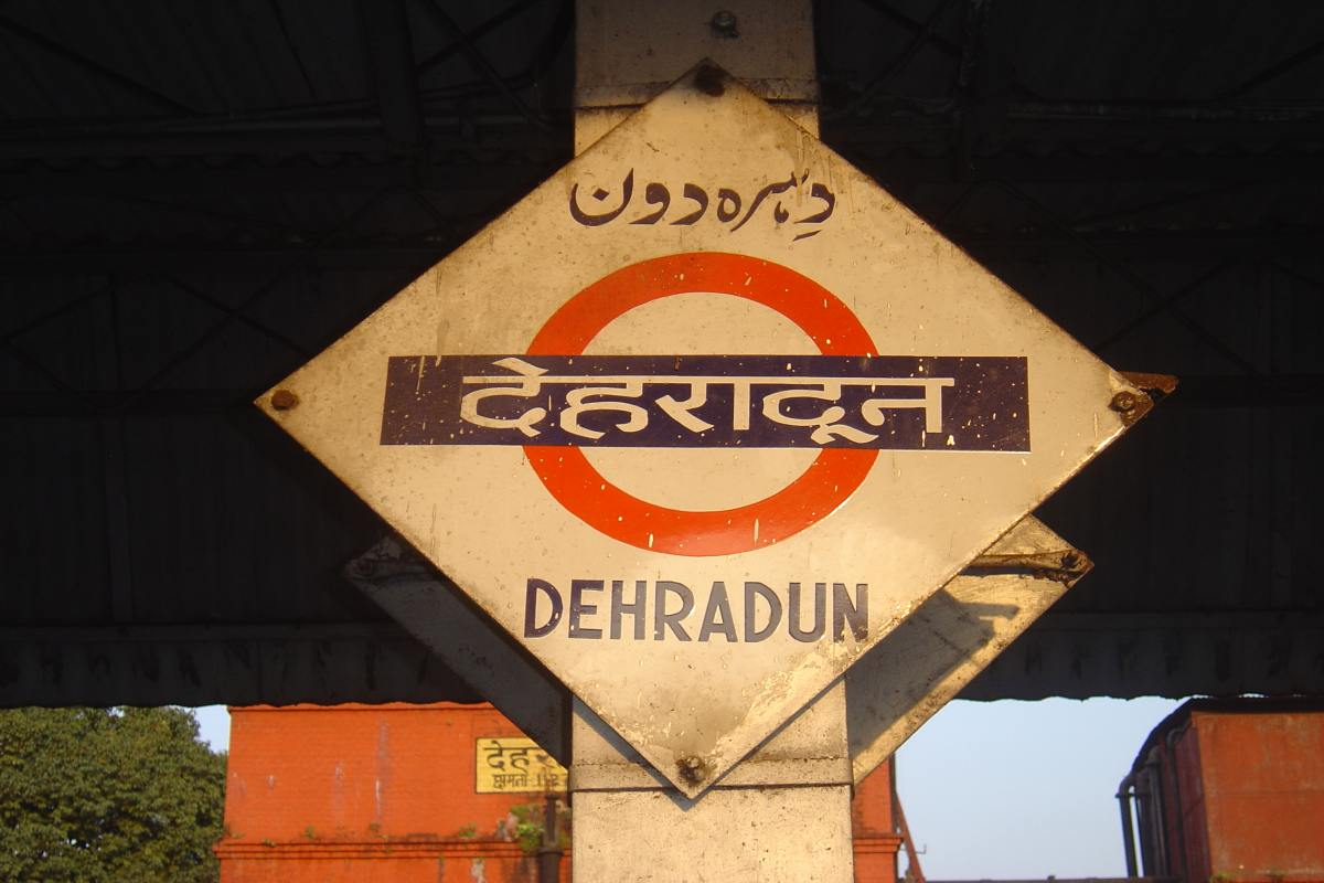 Uttarakhand railway signboards to replace Urdu with Sanskrit