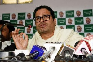 'Should be mild current': Prashant Kishor's retort to Amit Shah's 'press with anger' remark