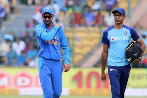 IND vs AUS, 3rd ODI: Shikhar Dhawan taken for X-ray, further news awaited
