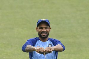 Shikhar Dhawan signs marketing and management agreement with IMG Reliance
