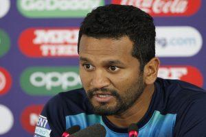 Sri Lanka announce squad for Zimbabwe Tests