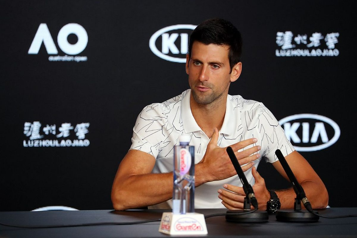 Novak Djokovic says NextGen 'very, very close' to Slam success