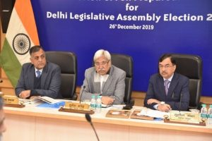 Election Commission to announce Delhi Assembly election schedule today