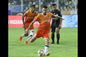 ISL: Ferran Corominas scores as FC Goa register 2-0 win over NorthEast United