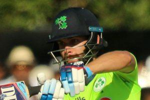 Ireland batsman James Shannon calls time on cricket career