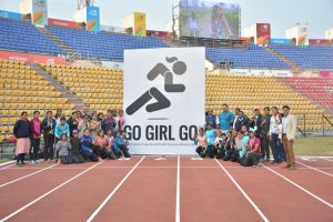 Maharashtra government launches 'Go Girl Go' campaign