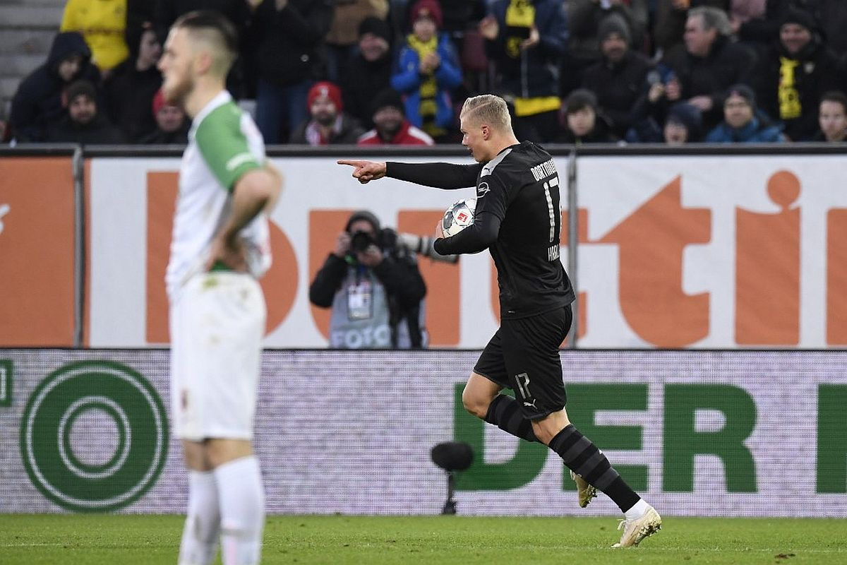 Erling Braut Haaland, Borussia Dortmund, Bundesliga