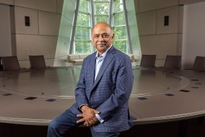 Long-time IBMer Arvind Krishna appointed as company's new CEO