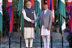 'Dialogue best way to resolve problem': Nepal offers to play mediator between India, Pak