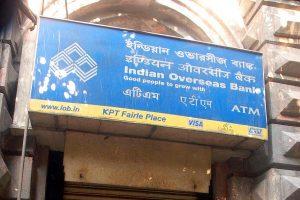 Government raises IOB's authorised capital to Rs 25,000 crore
