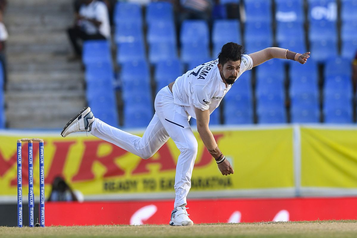 Ishant Sharma likely to miss Christchurch Test due to ankle injury: Reports - The Statesman