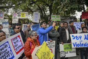 Amid tension, JNU professor quits Govt panel reviewing economic data