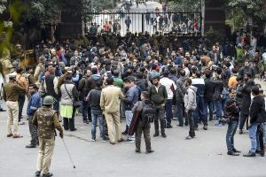 Police allege JNU student chief Aishe Ghosh led attack on hostel, name 8 others, release photos