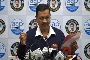 Aim to defeat corruption, take Delhi forward: CM Kejriwal as BJP, Cong name candidates against him