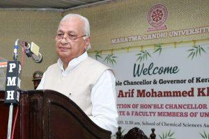 'Breach of protocol, courtesy': Kerala Governor slams state over plea against CAA in SC