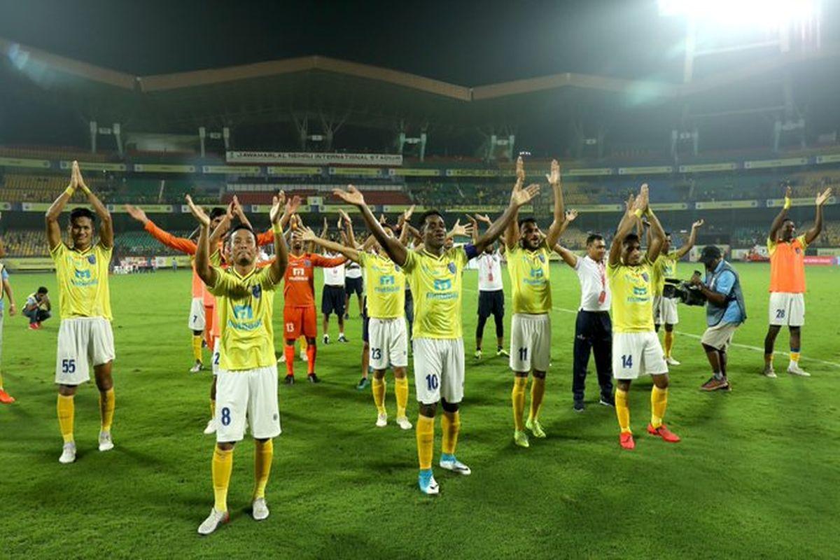 Kerala Blasters, ISL, ISL 2019-20, Indian Super League, Hyderabad FC, Jawaharlal Nehru Stadium