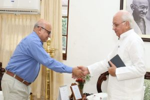 Kerala Chief Secretary meets Guv, gives verbal explanation on government's suit in SC challenging CAA