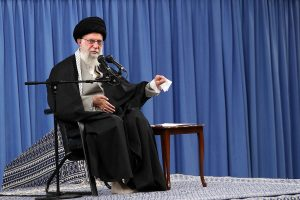 Khamenei says missile strike 'slap in face' for US, asserts 'action not enough'