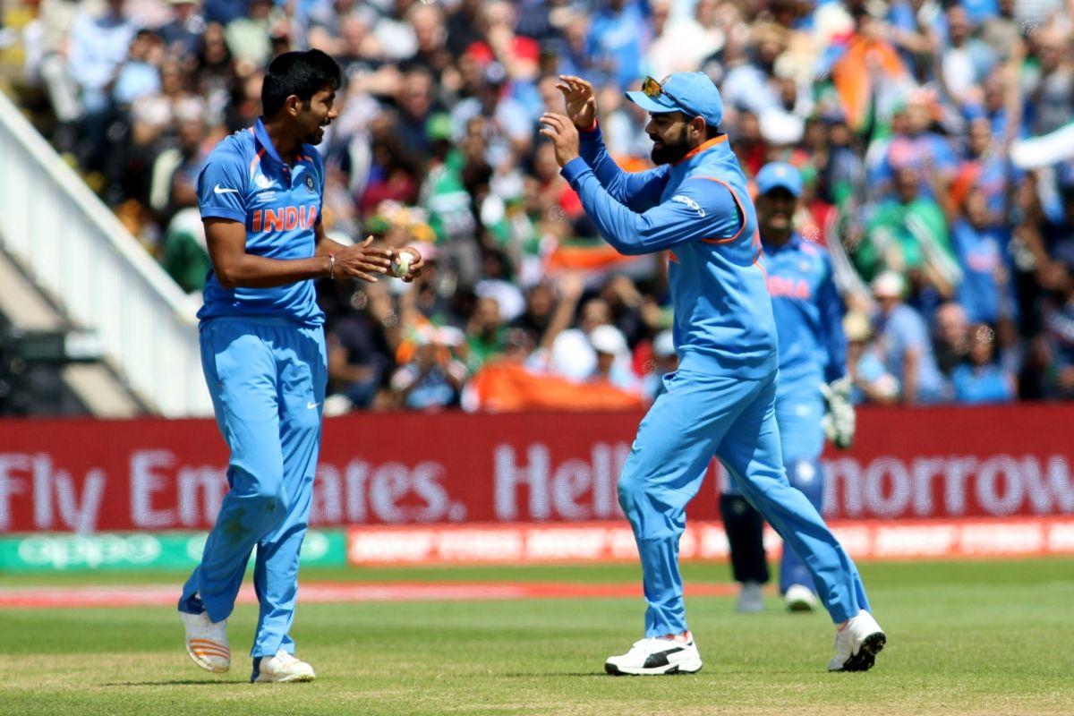 Virat Kohli is very lucky to have Jasprit Bumrah: Steve Waugh