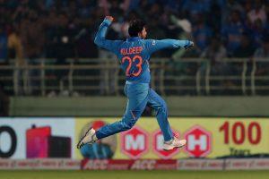 Kuldeep Yadav not bowling lot of overs is affecting his rhythm: R Sridhar