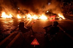 Crisis-hit Lebanon names new government as protests continue