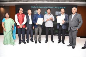 Telangana govt, MEC signs an MoU in the area of AI