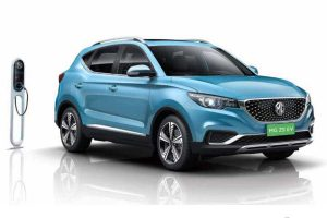 MG Motors launches electric 'ZS EV' at starting price of Rs 20.88 lakh