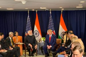 PM Modi's 'eyes bulged out in surprise' on Trump's Indo-Sino border remark: Book