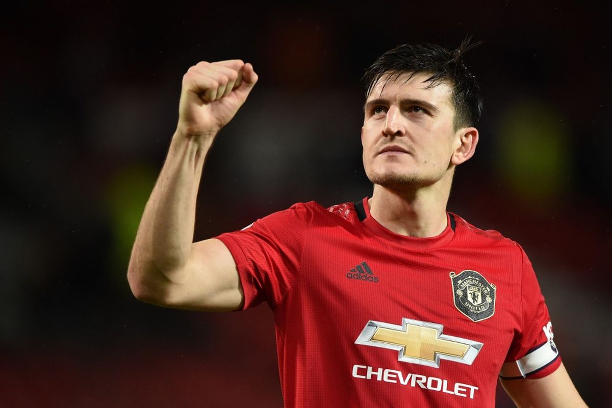 Harry Maguire, Manchester United, Premier League, Inter Milan, Ashley Young