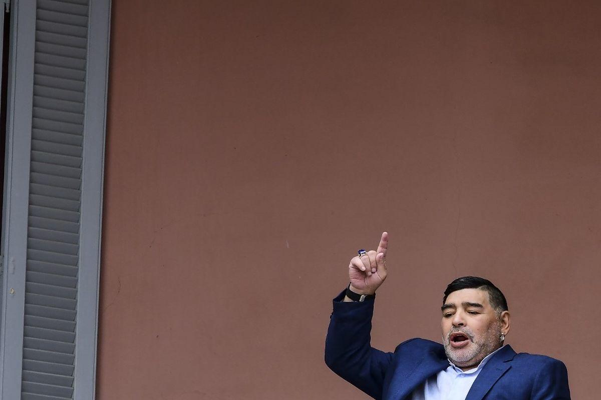 Diego Maradona, COVID-19, Coronavirus, Coronavirus pandemic