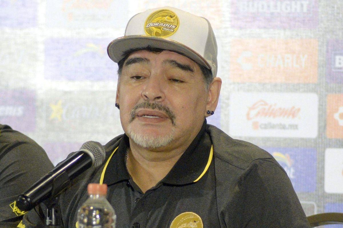 Diego Maradona, Argentina, COVID-19
