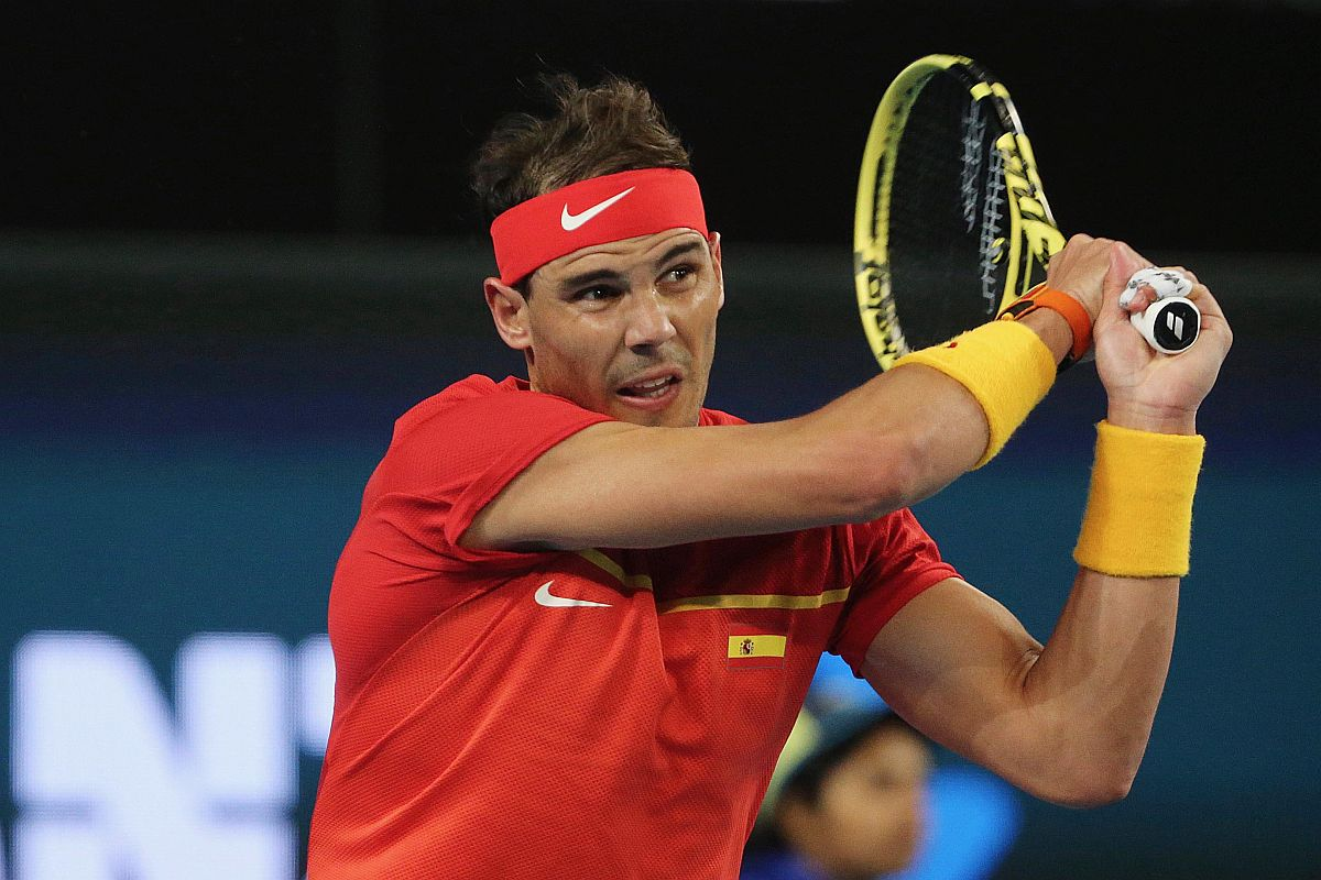 No tennis 'until it's completely safe', says Rafael Nadal