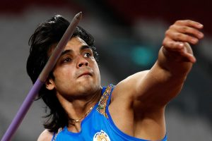 Neeraj Chopra qualifies for Tokyo Olympics in first competitive outing on injury return