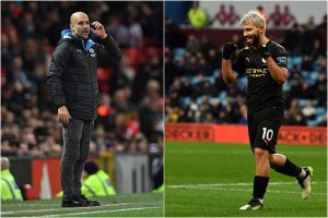 Sergio Aguero was a legend already but the status has become bigger now: Pep Guardiola