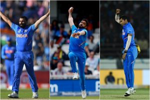 Pacers shine for India on Day 2 of warm-up game