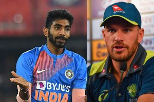 'Jasprit Bumrah is a fantastic bowler,' says Aaron Finch