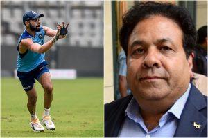 Calendar is too hectic, players must get some rest: Rajeev Shukla backs Virat Kohli