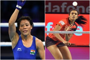 Wishes pour in for Padma Vibhushan Mary Kom, Padma Bhushan PV Sindhu