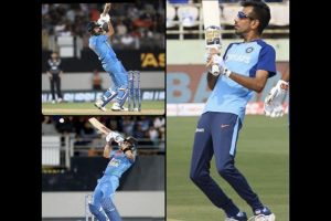Virat Kohli, KL Rahul 'trying to copy my shot', jokes Yuzvendra Chahal