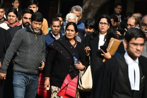 'Convicts given thousand options': Nirbhaya's mother breaks down over delay in execution