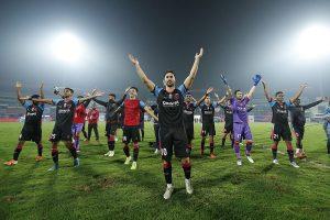 ISL 2019-20: Odisha flex muscle at home with Mumbai scalp
