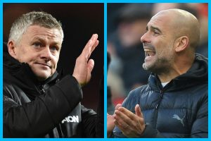 Manchester City have raised the bar under Pep: Ole Gunnar Solskjaer