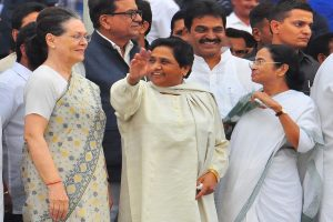 Mayawati, Mamata to skip Oppn meet called by Sonia Gandhi; AAP likely to give a miss