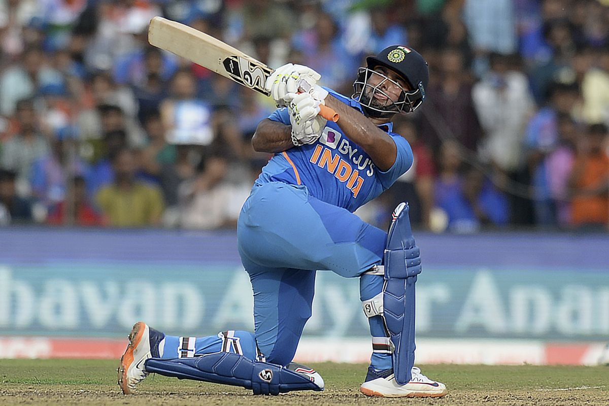 Pant a 'top guy', want him to be who he is: Raina