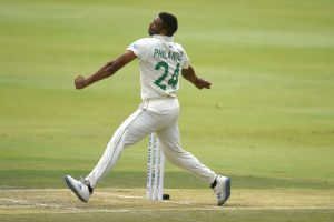 Vernon Philander fined, handed demerit point in farewell Test