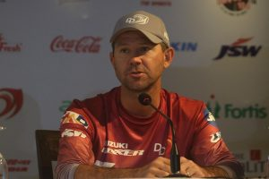 IPL 2020: Ricky Ponting conducts first training session of Delhi Capitals players